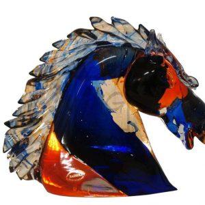 Murano glass animal