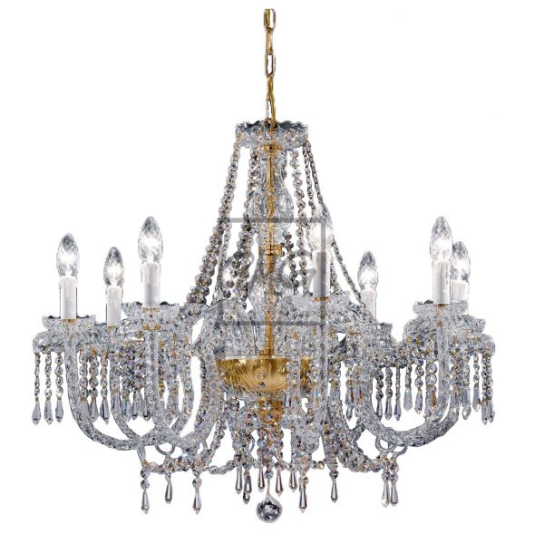 Royal Chandelier with Pendants