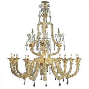 Chandelier with Pendants