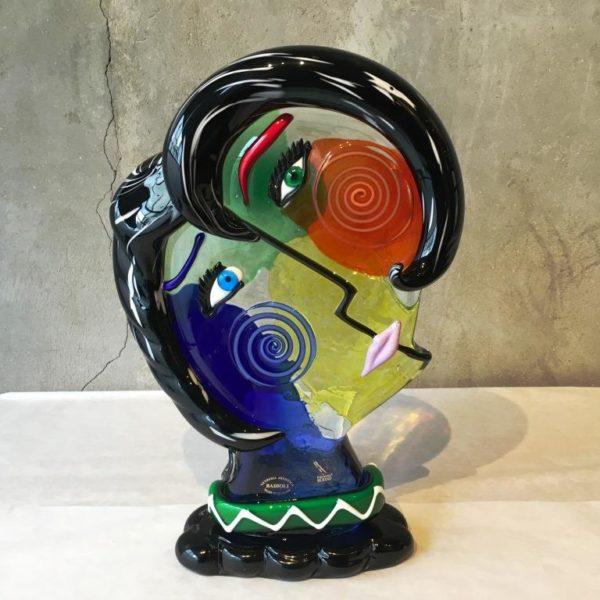 Glass Head Allegra